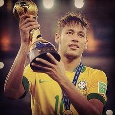 Neymar Brasil Soccer