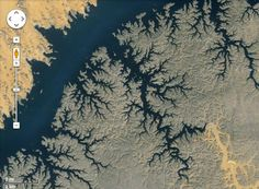 Amazing satellite photos of Aswan, Egypt and other stunning arial views.