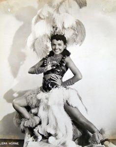 Lena Horne 1940s