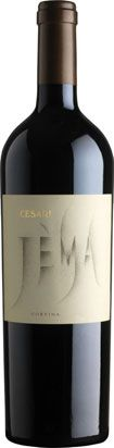 Cesari Jema 2010 • Veneto, Italy • Regular: $59.99 Our Price: $34.99 • 91 Points Parker Last call for the 2010 vintage of Cesari Jema. The wine, which is only made in the best years, always sells out.  This comes from is a single vineyard jewel of 100% Corvina. Ripe red fruit aromas, particularly cherry and currants fill the nose. Mild toasted undertones and hints of cocoa, cola and coffee follow. The taste, supple, full and balanced with an elegant, persistent finish.