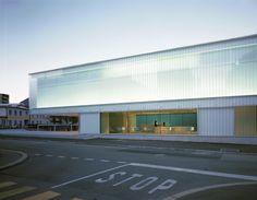 058 MaxMuseo | Max Huber Foundation | Chiasso | Switzerland | 2005 | Durisch + Nolli Architects | Foto Gianpaolo Minelli