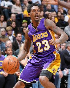 898d22ff119 Lou Williams. Jean Lefebvre · Los Angeles Lakers