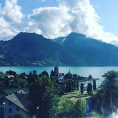 "15 Likes, 1 Comments - Daniel Vanetti (@dan_v13) on Instagram: ""Spiez Switzerland 😍"""