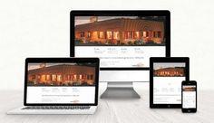 Webdesign Imbiss-Stube St. Konrad Web Design, Salzburg Austria, Advertising Agency, Snack Station, Weaving, Design Web, Website Designs, Site Design