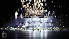 Hamlet z německé Bochumi v režii Jana Klaty