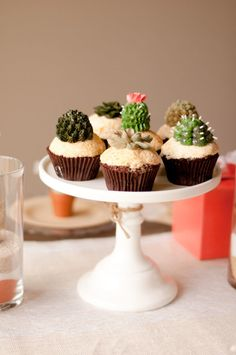 Looking for some inspiration for your next party? Check out our tablescape featuring our lovely Cactus Party Ideas. This party is fun and easy to recreate. Party Themes, Party Ideas, Theme Parties, Diy Wedding Projects, Oriental Trading, Cacti And Succulents, Mini Cupcakes, Holiday Fun, Party Planning