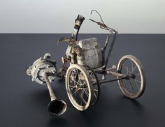 Jean Tinguely, Homage to New York, 1960, Museum Tinguely, Basel;