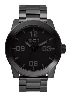 Corporal SS - All Black | Nixon