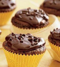 Turn brownie mix into irresistible chocolate-glazed dessert bites.