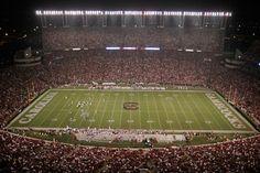 Williams Brice Stadium, Columbia, SC. Go Gamecocks!