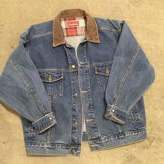 1038d651dd1d Vintage Vintage Marlboro Denim Jacket Size US L   EU 52-54   3