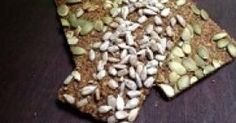 Raw Vegie Flaxseed Crackers
