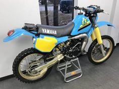 Santa Cruz Bicycles, Enduro Motorcycle, Dirtbikes, Vintage Bikes, Motorcycles For Sale, Bobber, East Coast, Yamaha, Vehicles
