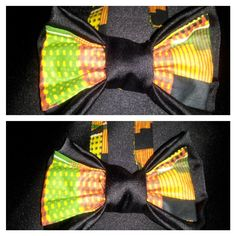 We have accessories for the whole family. This bow tie is $15. It will definately turn heads! To order, go to squareup.com/market/e-imani-homage