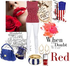 """Patriotic"" by councilt on Polyvore"