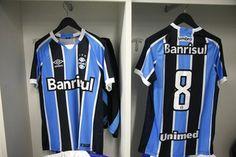 Camiseta Grêmio 2016 Umbro