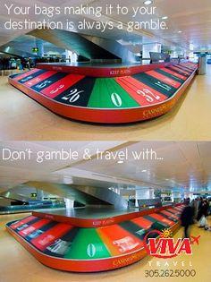 Vegas baggage claim ;)