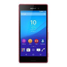 Sony Xperia M4 Aqua Dual 16GB 4G Coral  Smartphone (SIM doble Coral Android NanoSIM EDGE GPRS GSM HSPA UMTS) (importado)