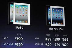 Saiba absolutamente tudo sobre o Novo iPad, conheça as especificações, detalhes e muito mais!