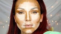 Learn How To Contour Like A Contour Artist, and how to change and face shape or feature with a little contouring right here (this might change your entire makeup game): https://www.youtube.com/watch?v=5uSG7KT9zlE