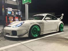 Buy your JT Mode Porsche 996 body kit at Kamiwaza Japan