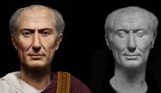 Julius Caesar, Portrait, Tattoos, Tatuajes, Headshot Photography, Tattoo, Portrait Paintings, Drawings, Portraits