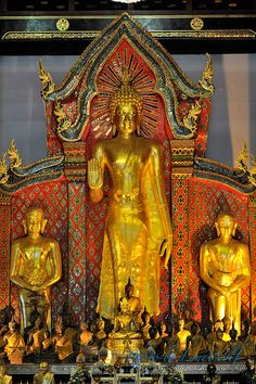 พระประธาน วัดเจดีย์หลวงวรวิหาร จ.เชียงใหม่ Buddhist Monk, Buddhist Art, Thai Buddha Statue, Theravada Buddhism, Buddha Temple, Traditional Stories, Secrets Of The Universe, Beautiful Landscapes, Poster