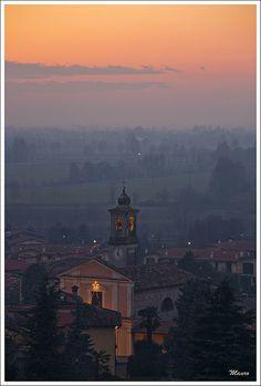 Montichiari, Italy - Chiesa di Borgosotto by Mauro Taini
