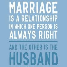 Useful marriage guide