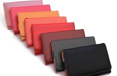 GroopDealz   Cell Phone Wallets - 8 Beautiful Colors!