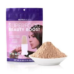 SuperFood Beauty Boost: Chock full of super-fruit antioxidants, SuperFood Beauty Boost helps to support healthy aging, improved vitality and overall heart health. Each package contains 23 servings.