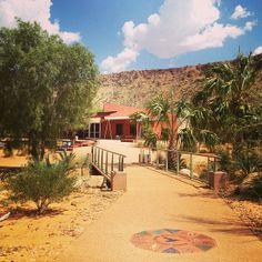 Alice Springs Desert Park in Alice Springs, NT