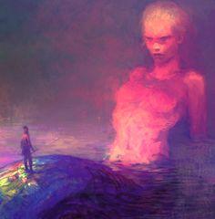 untitled [mermaid] - hook woojin/ hoooook [dA]
