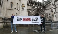 The Observer view on Britain's shameful role in the arms trade   Observer editorial   Opinion   The Guardian