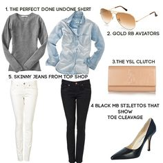 2 months away, but easy outfits to pack for London/Paris in September!