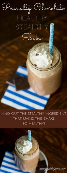 Who loves the flavor of peanuts and chocolate together and who also needs to add more veggies into their diet!?! I do and my guess is that you do, too! This delicious Healthy Stealthy Shake fits the bill for both! It has all the peanutty chocolate goodness with the added benefit of the secret stealthy...Continue Reading