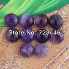 Cheap beaded bracelets for sale, Buy Quality beaded indian jewelry directly from China jewelry equipment Suppliers: 30pcs Amethyst Natural Stone Hemispherical Cabochon Semi-precious Beads DIY Jewelry Making 10mmQuantity:30pcsSize: