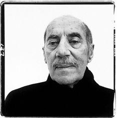 Groucho Marx by Richard Avedon 1972