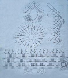 crochet knit unlimited: Crochet for Easter Crochet Gifts, Diy Crochet, Crochet Doilies, Crochet Solo, Bolero Pattern, Doily Rug, Easter Crochet, Bargello, Toot