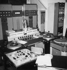 1940's radio station - Google Search