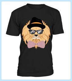 tshirt Hipster Lion (*Partner Link)