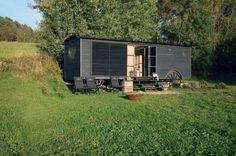 258 Sq. Ft. Maringotka Modern Wagon Tiny House