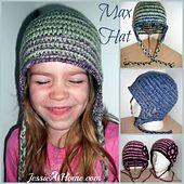#crochet hat pattern by @jessie_athome