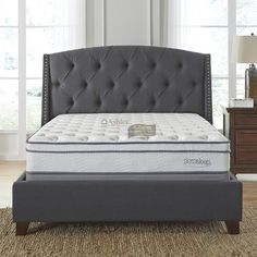 """Good sleep is a reachable dream!"" To help it become a reality, browse our Good Sleep, Mattresses, King, Website, Bedroom, Furniture, Home Decor, Decoration Home, Room Decor"
