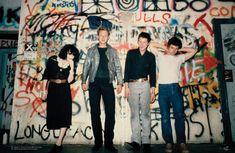 X-Exene Cervenka, Billy Zoom, John Doe, D.J.