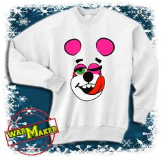 miley cyrus shirt miley cyrus twerk bear sweatshirt by warmmaker