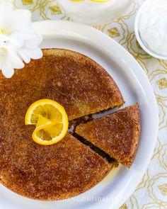 Moroccan Orange Cake | Kitchen Confidante