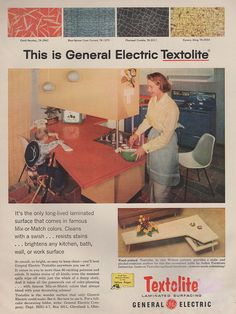 Textolite laminate, 1957