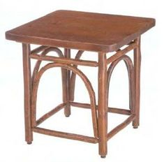 Old Hickory Sun Valley Indoor End Table