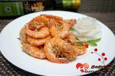 鹽酥蝦食譜、作法 | 開心料理的多多開伙食譜分享